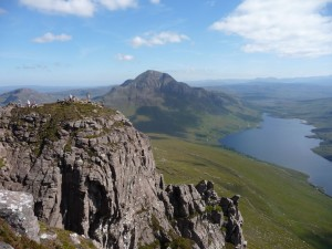 Inverpolly and Knockan Crag