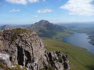 Inverpolly and Knockan Crag