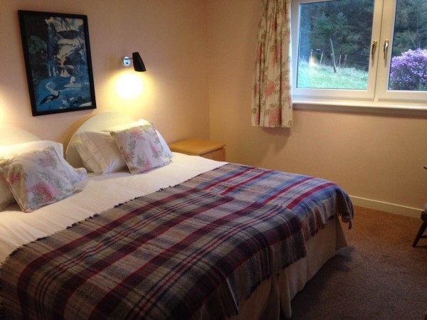 The other double rooms can be arranged with double or twin beds.
