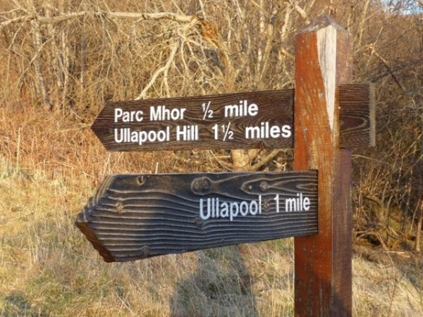 Ullapool directions